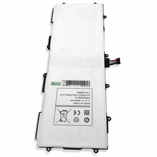 new 8000mah replacement battery for samsung galaxy