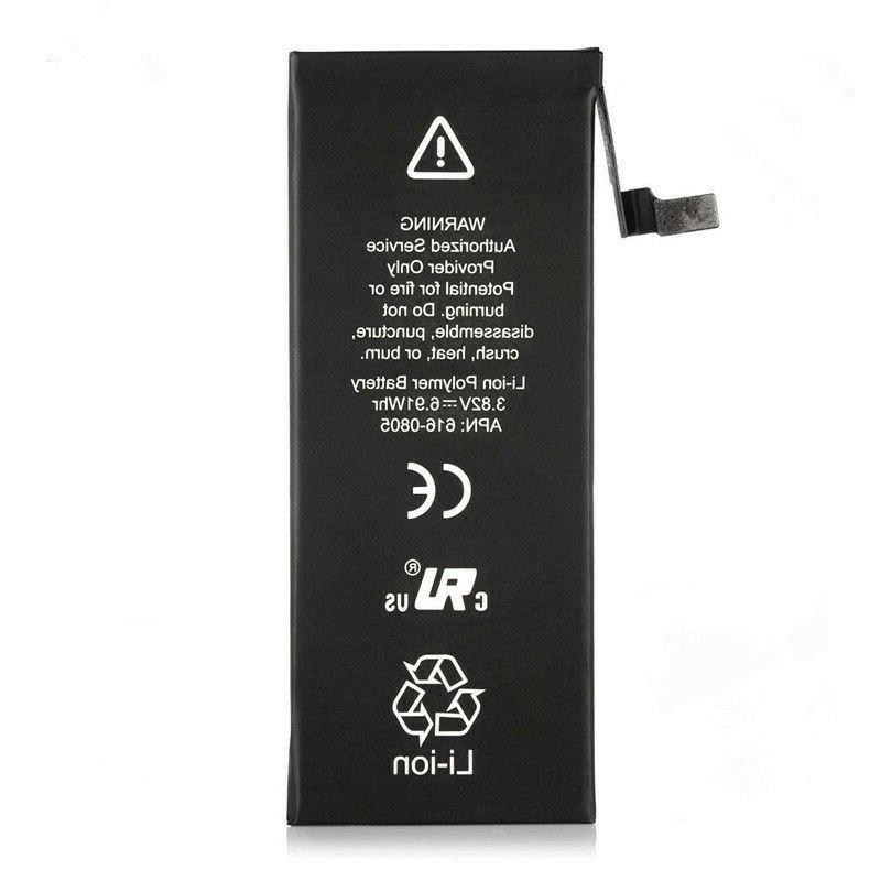 for iPhone 6 Internal Li-ion free Tool kit