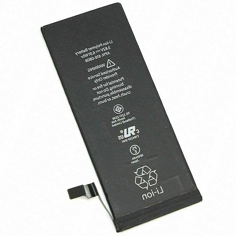New for iPhone Internal Li-ion free kit