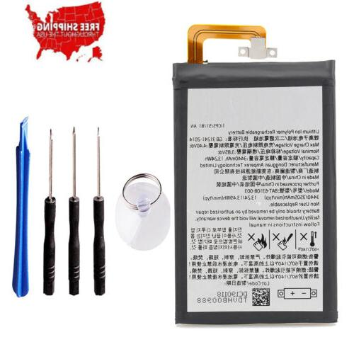 new battery replacement for blackberry keyone dtek70