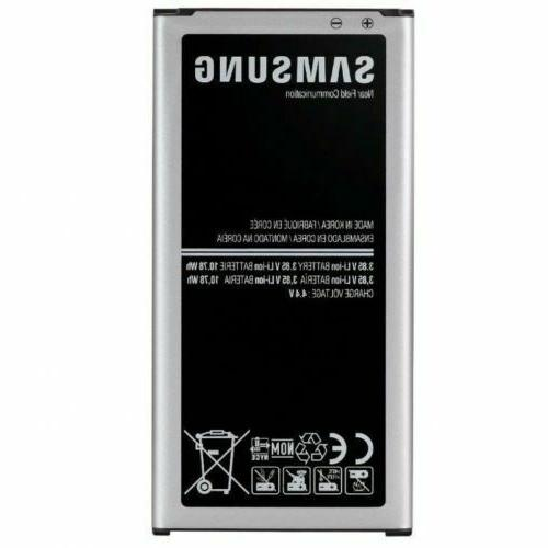 new oem replacement battery for galaxy s5
