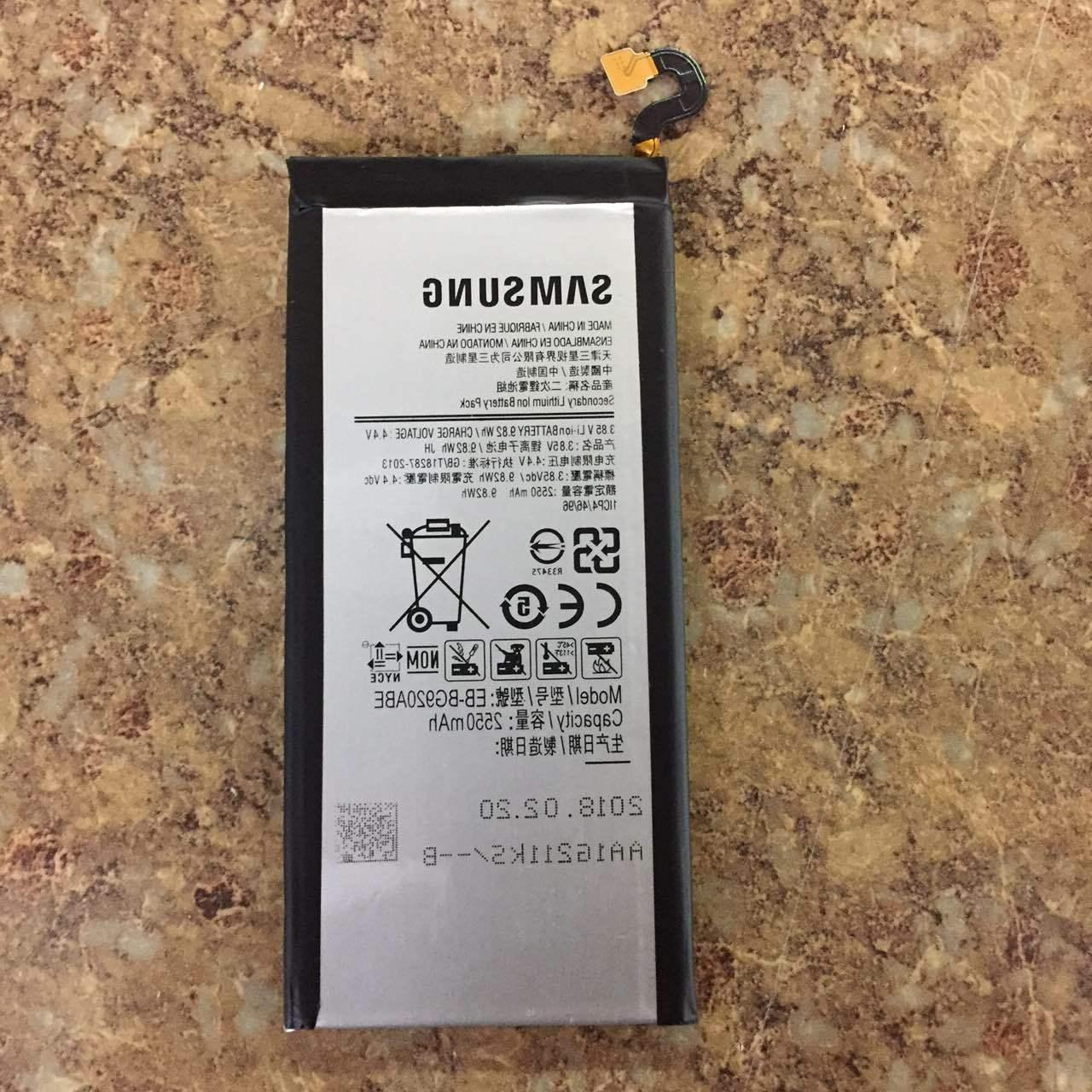 new replacement battery for galaxy s6 s6