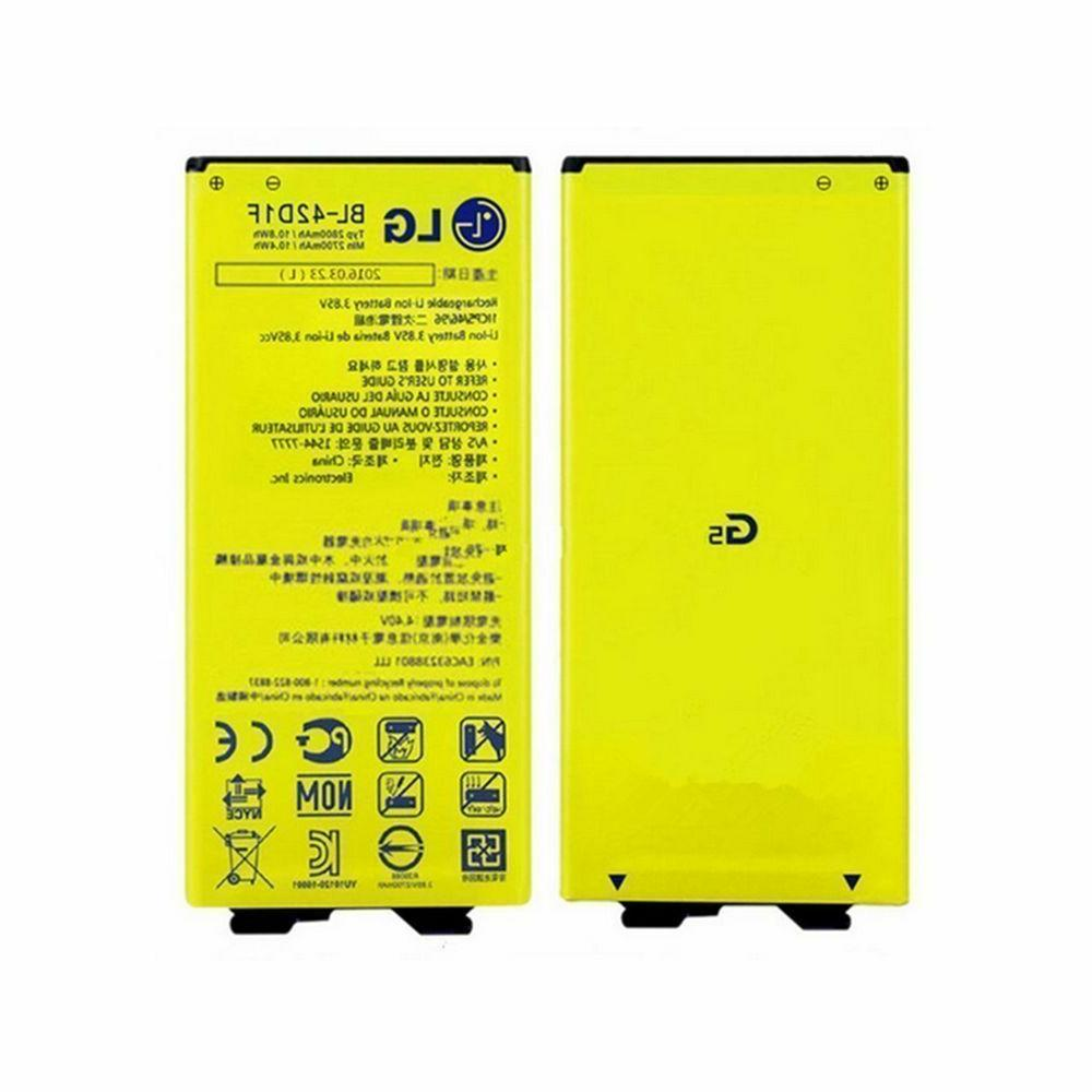 NEW Replacement Internal for 3000mAh/ G4 G5 3.8V