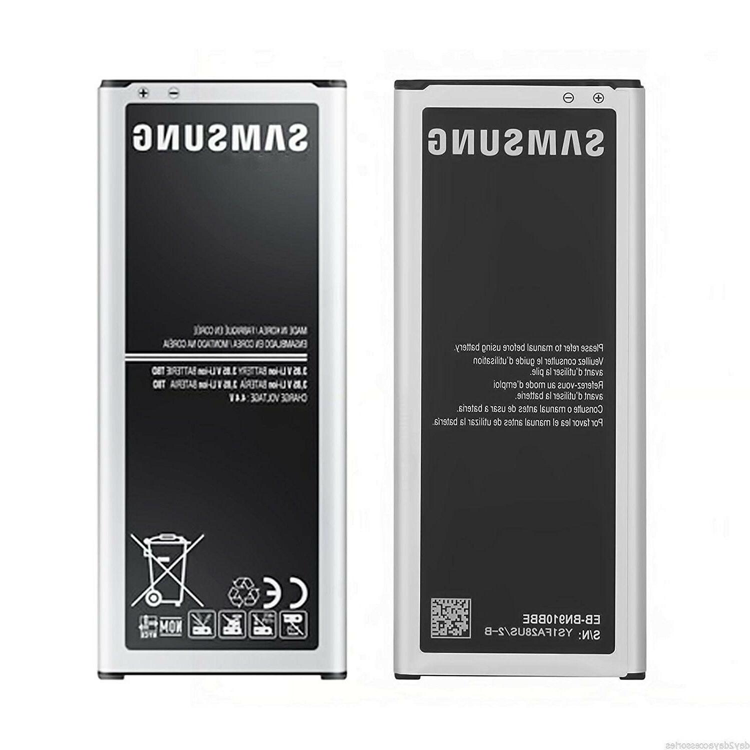 For Samsung Galaxy Note 4 SM-N910 Battery replacement EB-BN9