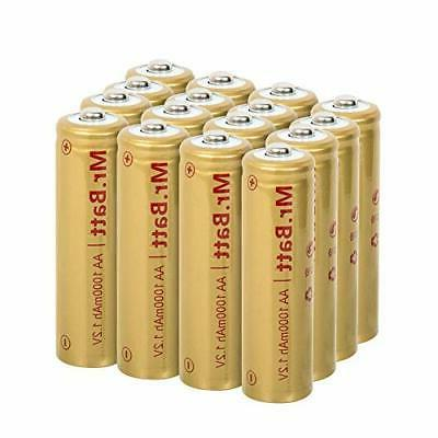 nicd aa rechargeable batteries