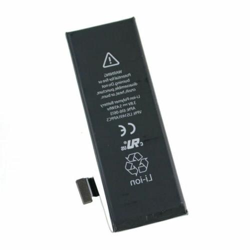 oem cellphone replacement battery 1440mah for iphone