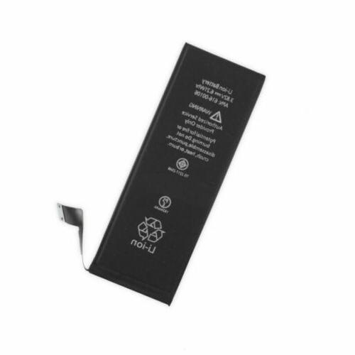 oem cellphone replacement internal battery for apple
