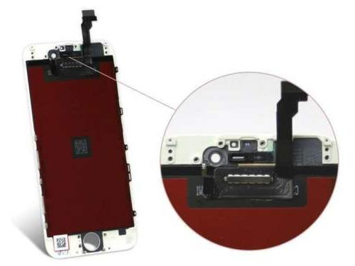 Assembly Fr iPhone 6 6S