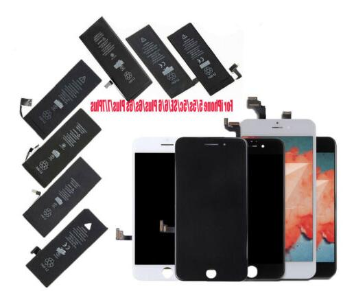oem lcd screen digitizer assembly and battery
