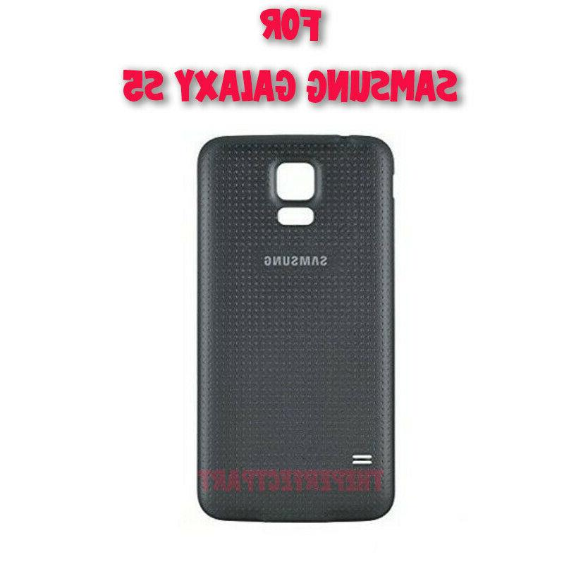 Replacement Back Door Battery Cover Housing For Samsung Gala