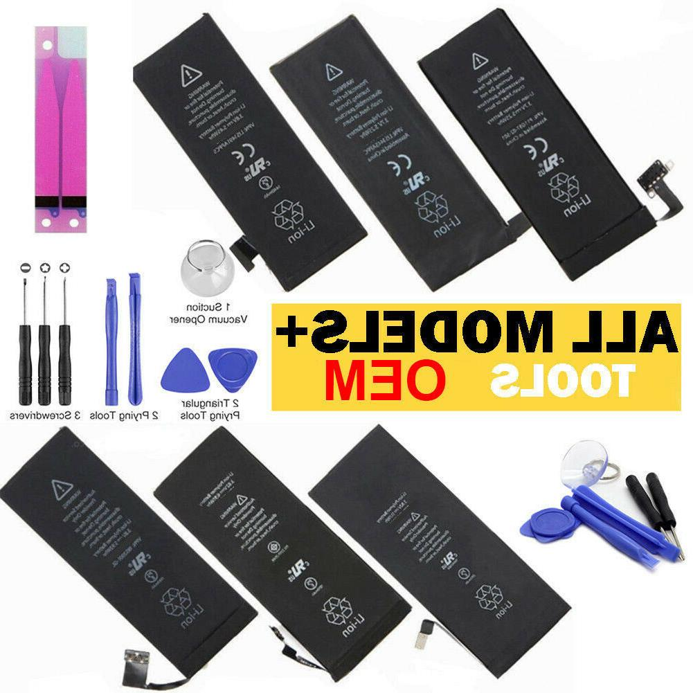 oem spec replacement internal battery for iphone