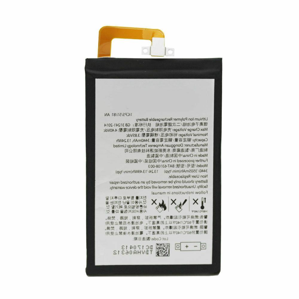 original bat 63108 3440mah battery replacement