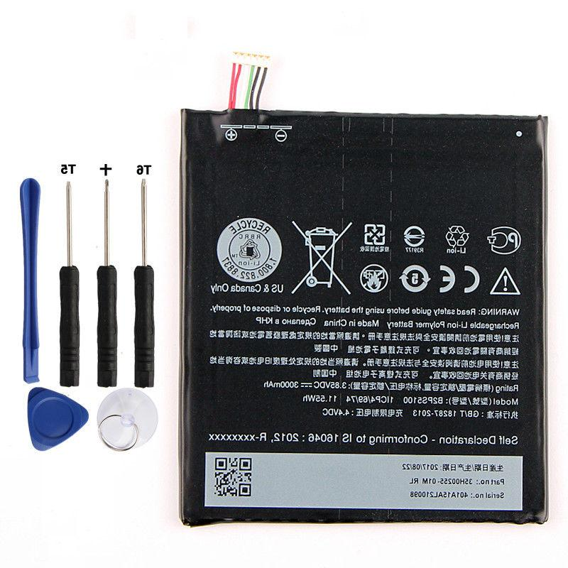 Replacement Battery For HTC One X9 X9U D10W  E56ML Authentic