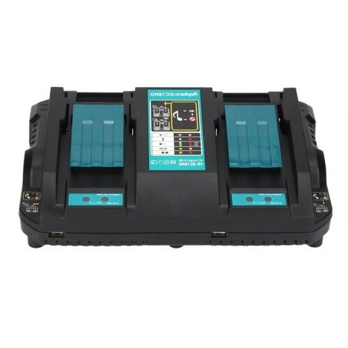 Quick Port Charging Charger for Makita