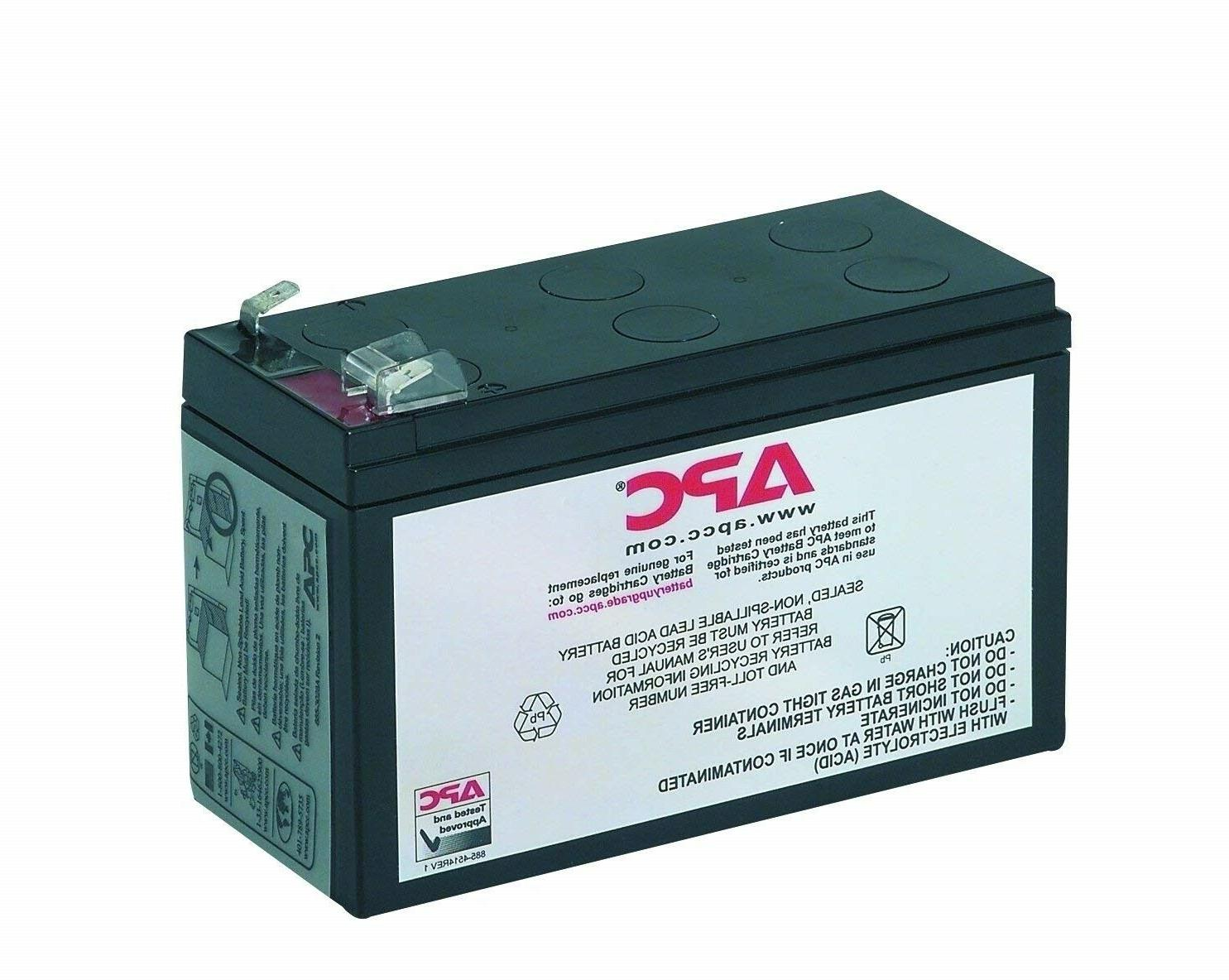 rbc17 replacement battery cartridge