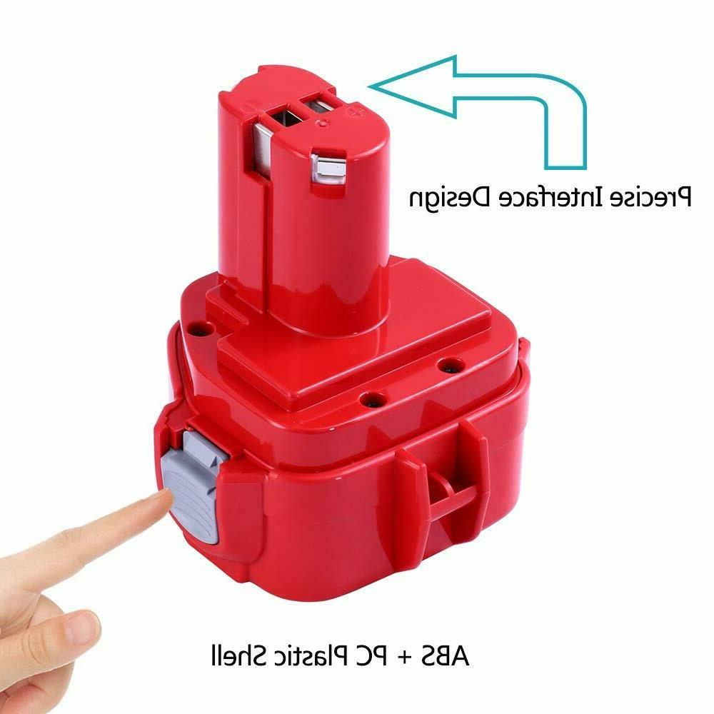 12V Replace Makita 1200 192681-5 2PC