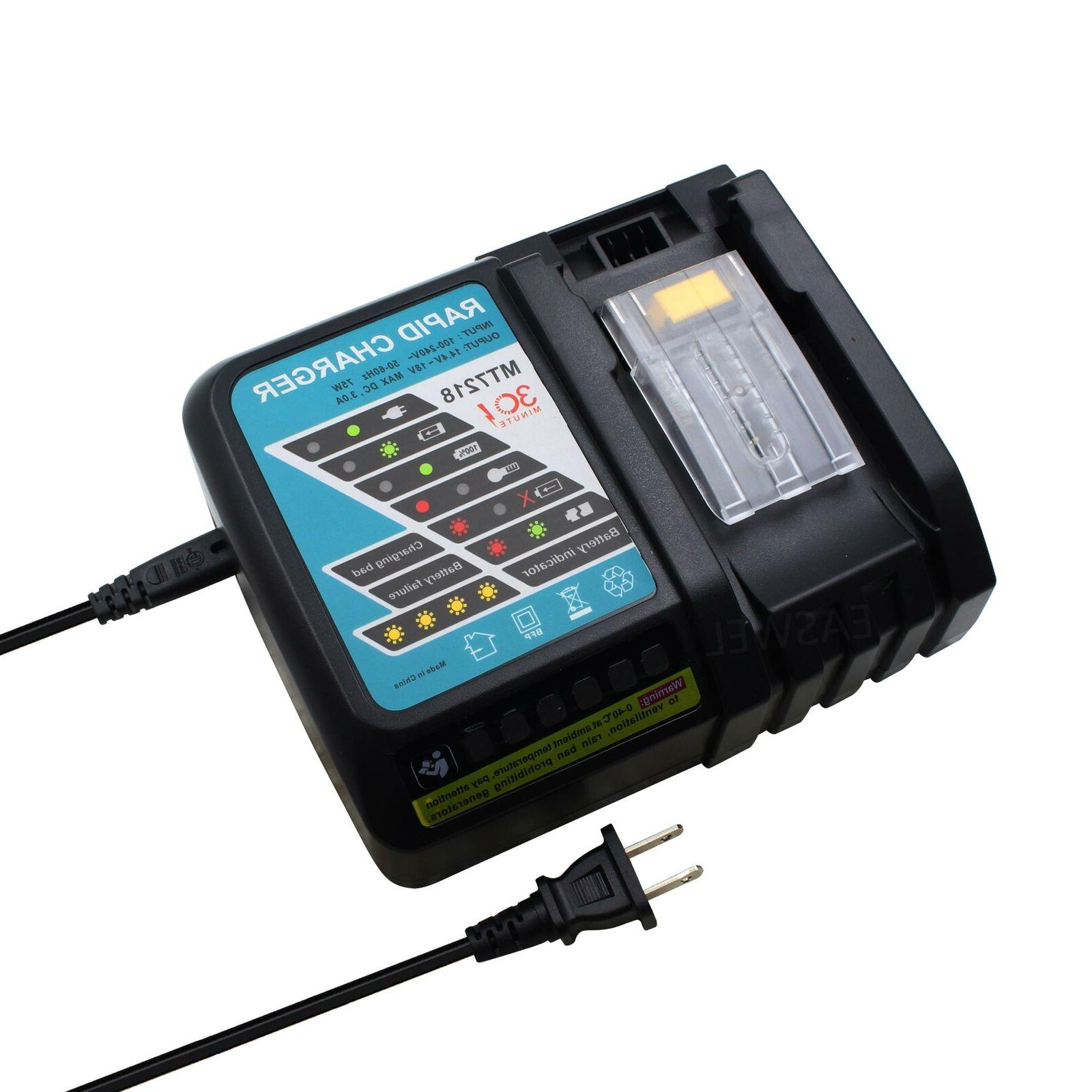 Replace 18V LXT Battery and