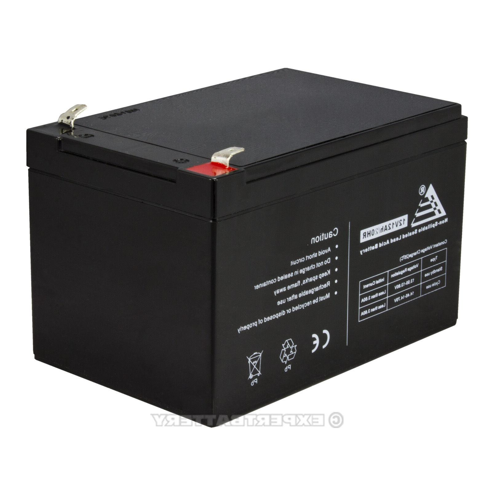 Replacement Battery 12V 12AH Smartie