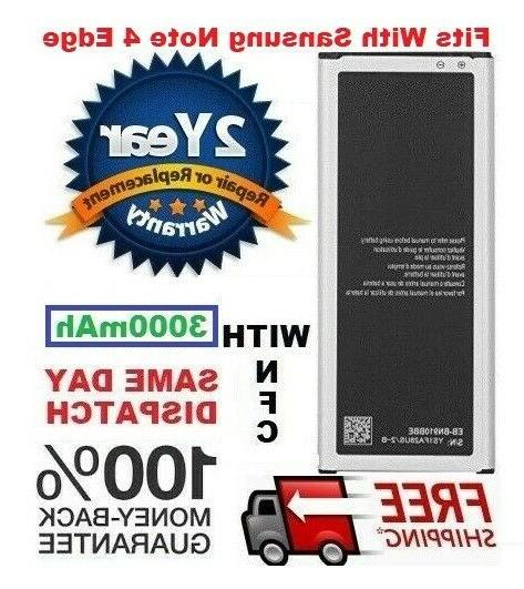 replacement battery fits for samsung galaxy note