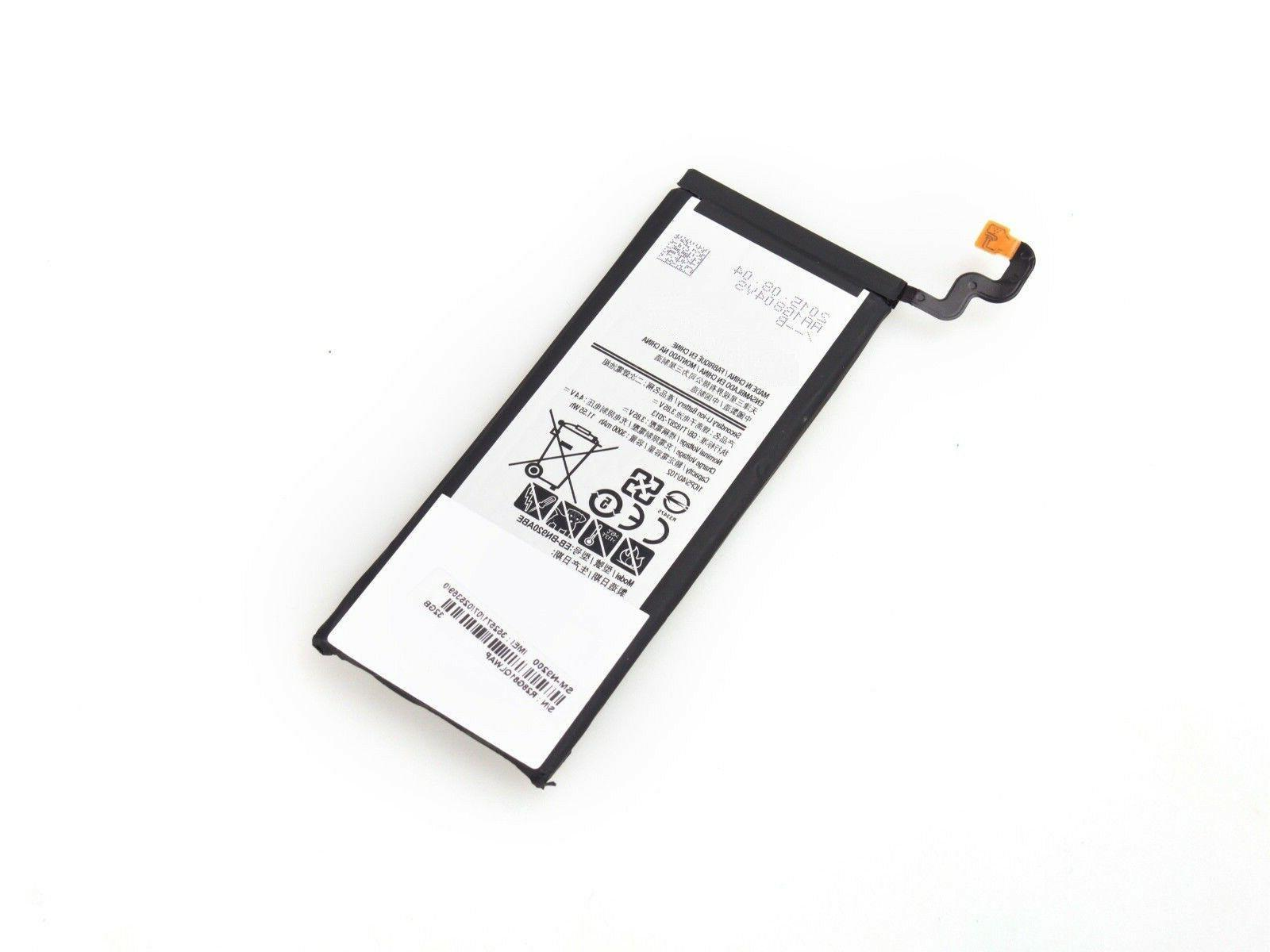 Battery Replacement For Galaxy Note 5 +