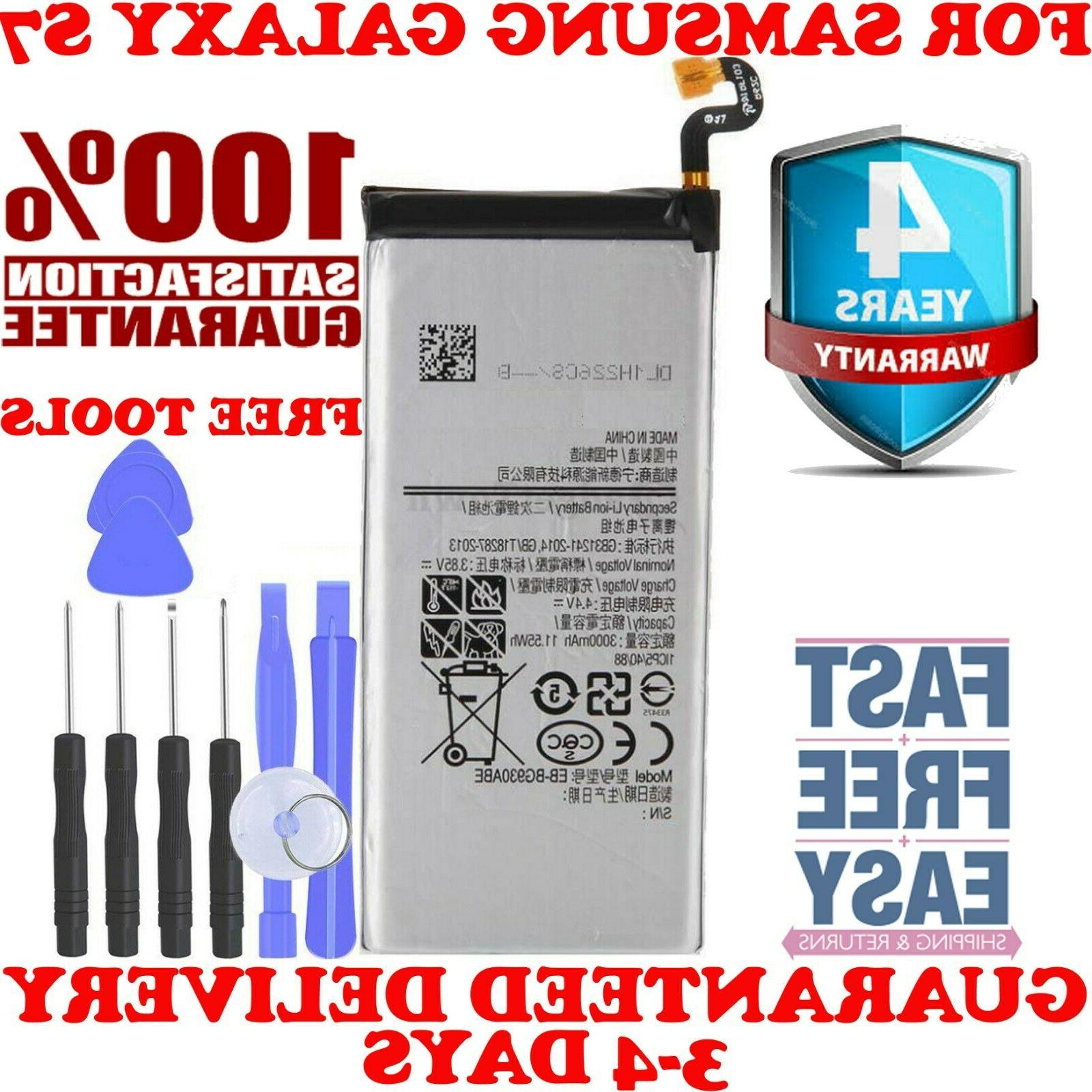 Replacement Battery Samsung Galaxy S7 S7 FREE TOOLS