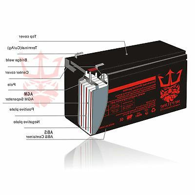 Rechargable SLA Battery
