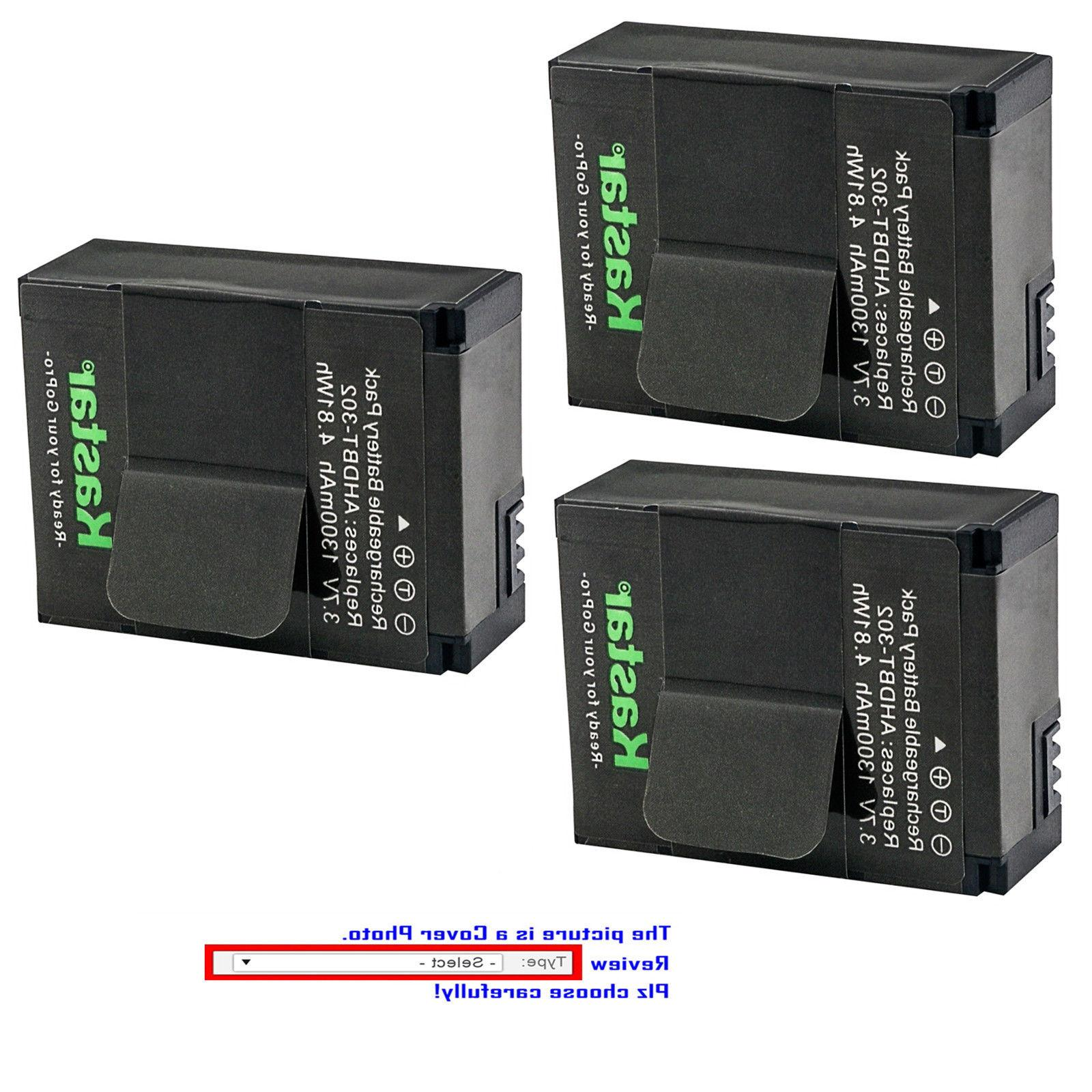 replacement battery for gopro ahdbt 302 hd