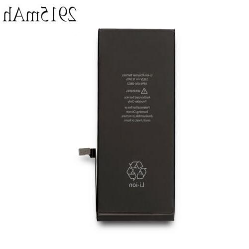 Replacement Battery iPhone 6 1810mAh internal With Free tools