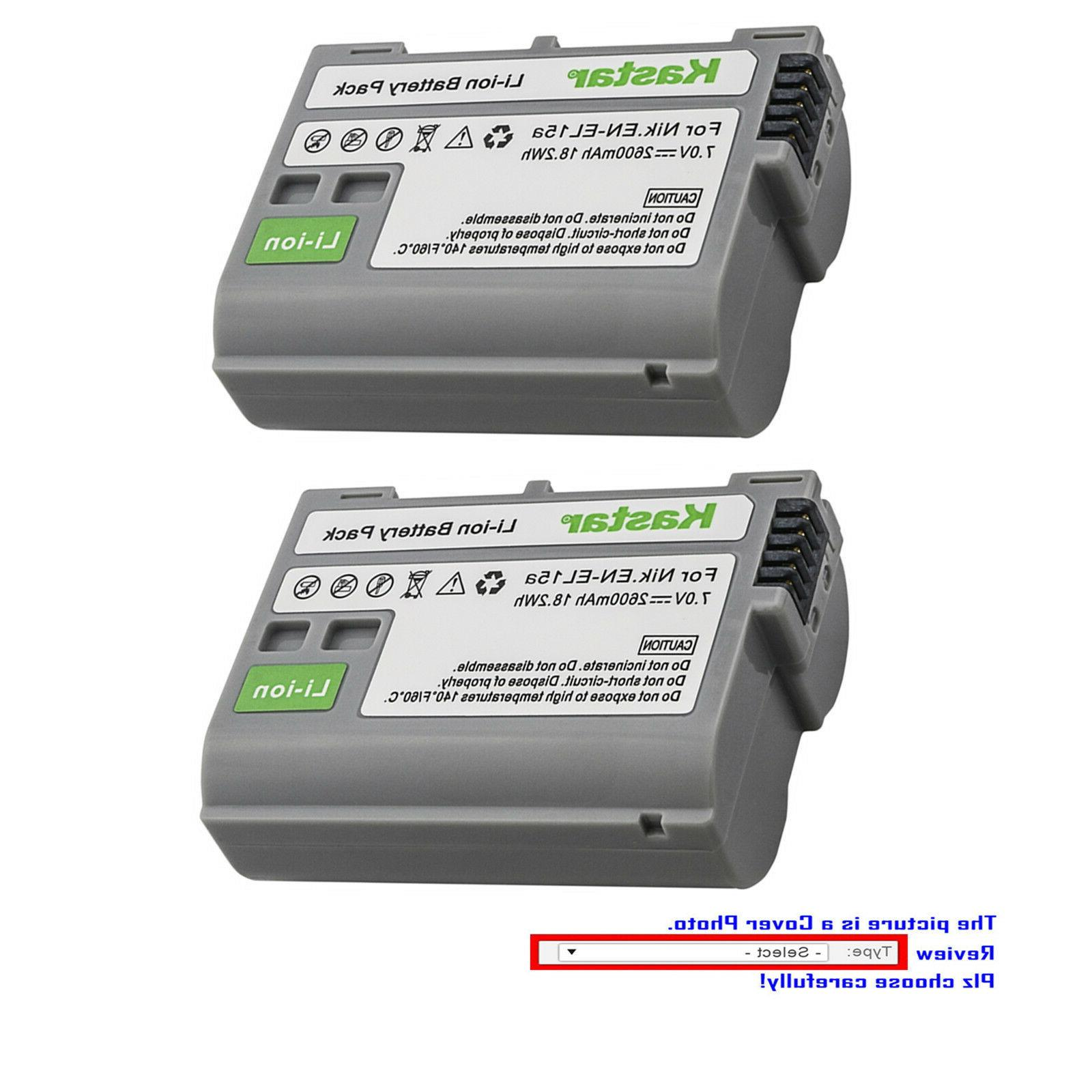 Kastar Replacement Battery for Canon LP-E10 LC-E10