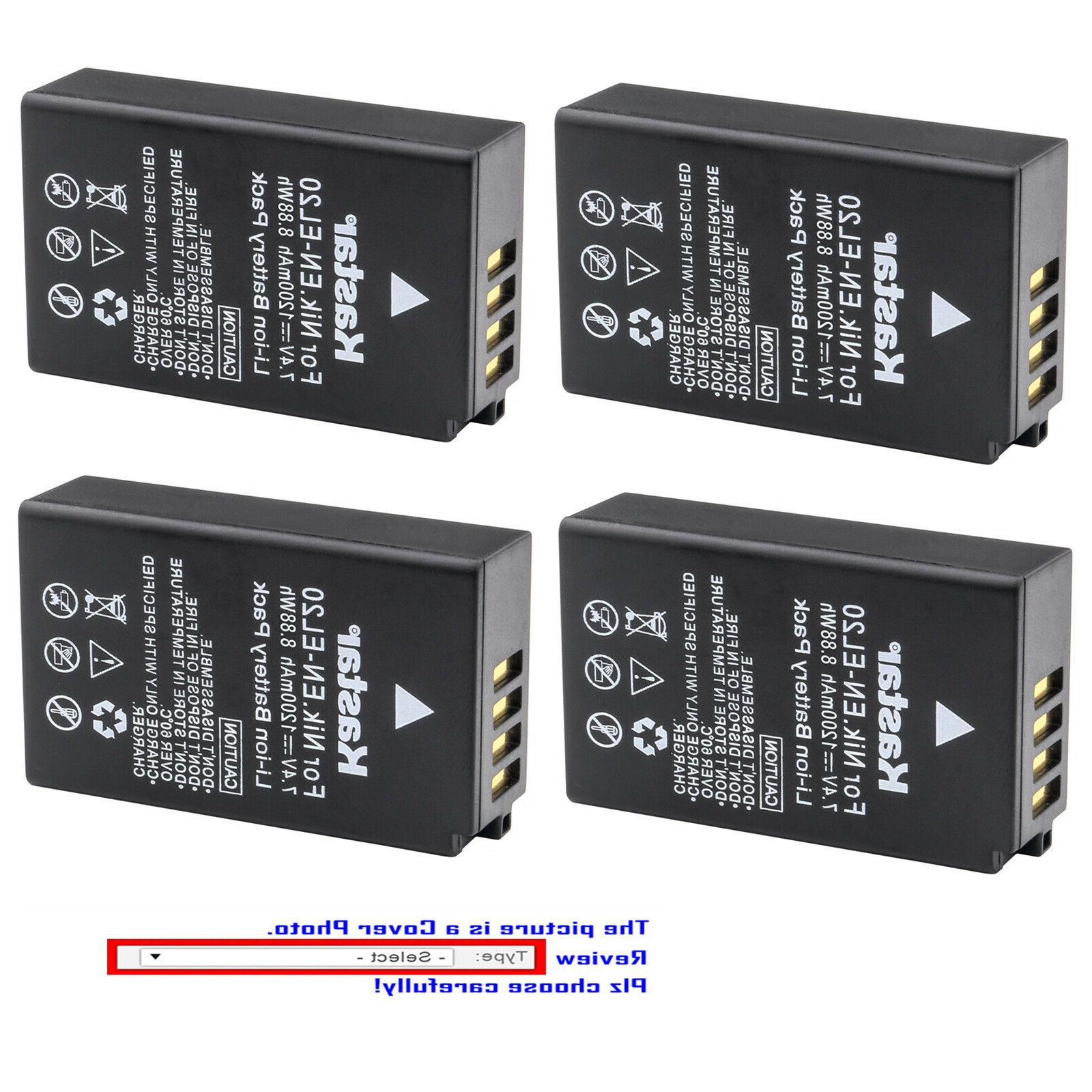 replacement battery for nikon en el20 mh