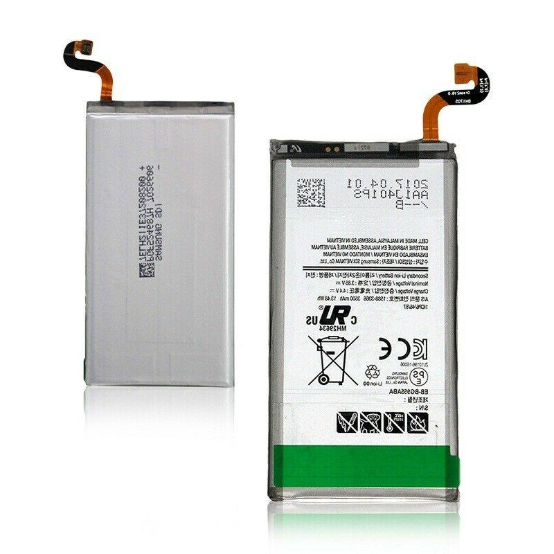 Replacement battery For Samsung Galaxy S8 Plus internal 3500