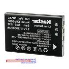 Kastar Replacement Battery for Universal Remote Control URC