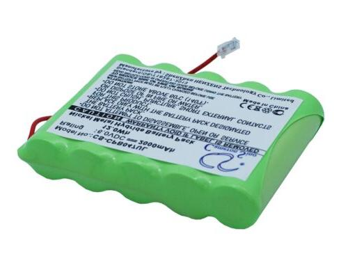 Replacement for AA x 2000mAh