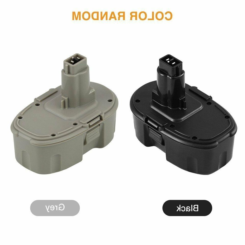 Replacement and 1x DC9310 Charger