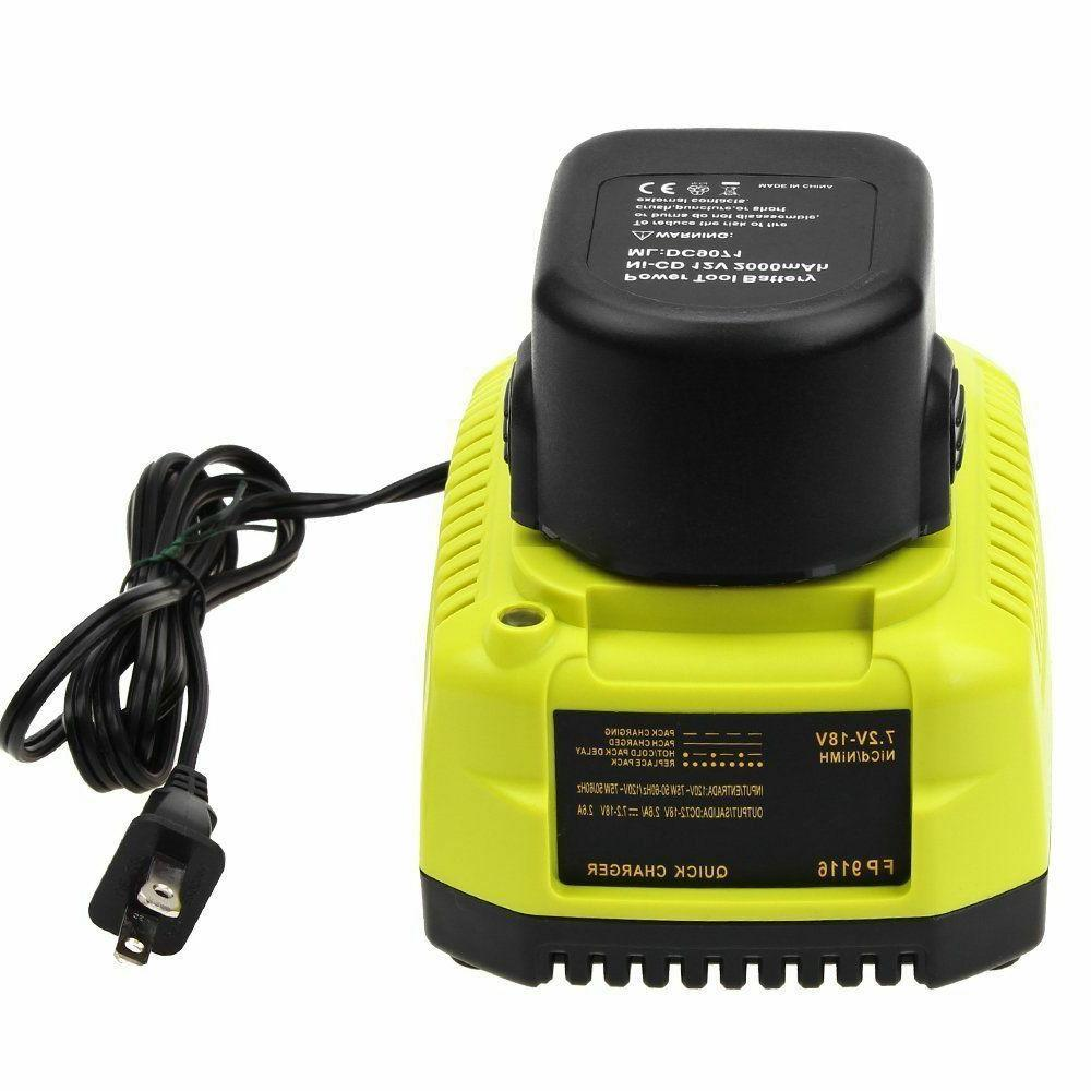 Replacement Dewalt Charger