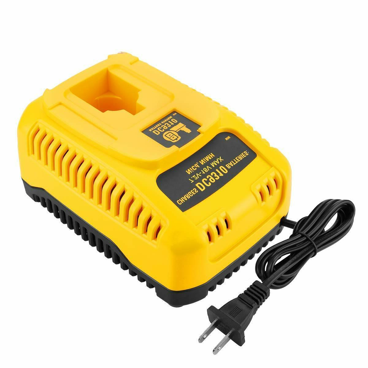 Replacement for 18V XRP Battery and 1x Fast DC9310 Charger
