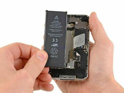 Replacement Phone Battery for iPhone 5 5C 5S 6S 7 Plus