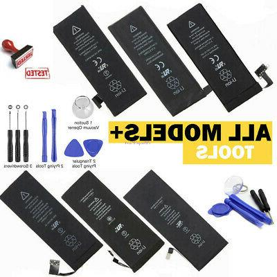 replacement internal cell phone battery for iphone
