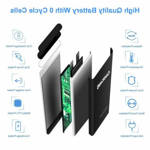 """Cooligg Replacement 2750mAh Li-ion Battery For 6s Plus 5.5"""" +Tools"""