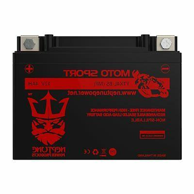replacement ytx4l bs battery for motorcycle scooter