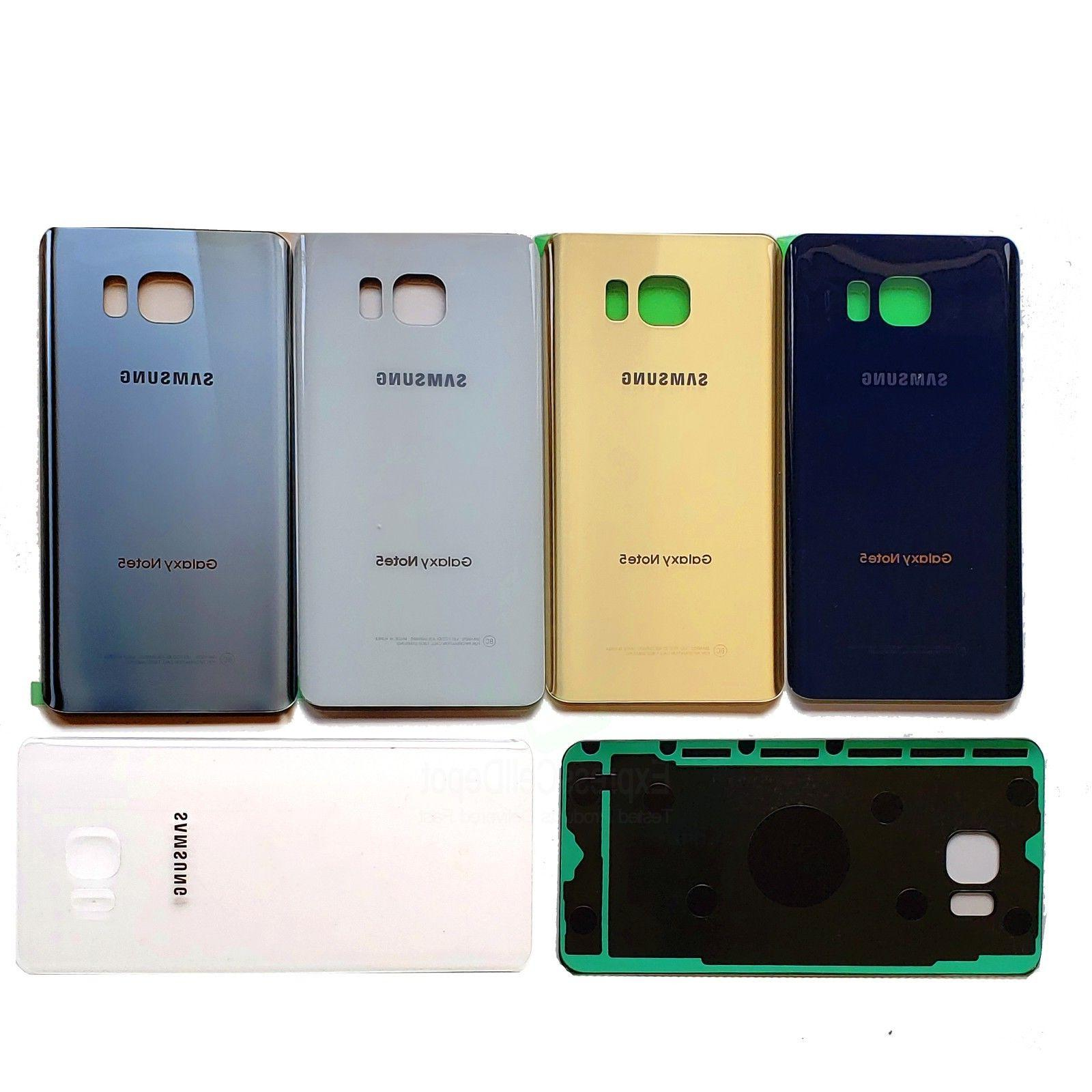 Samsung Galaxy 5 Replacement Battery Cover Tape