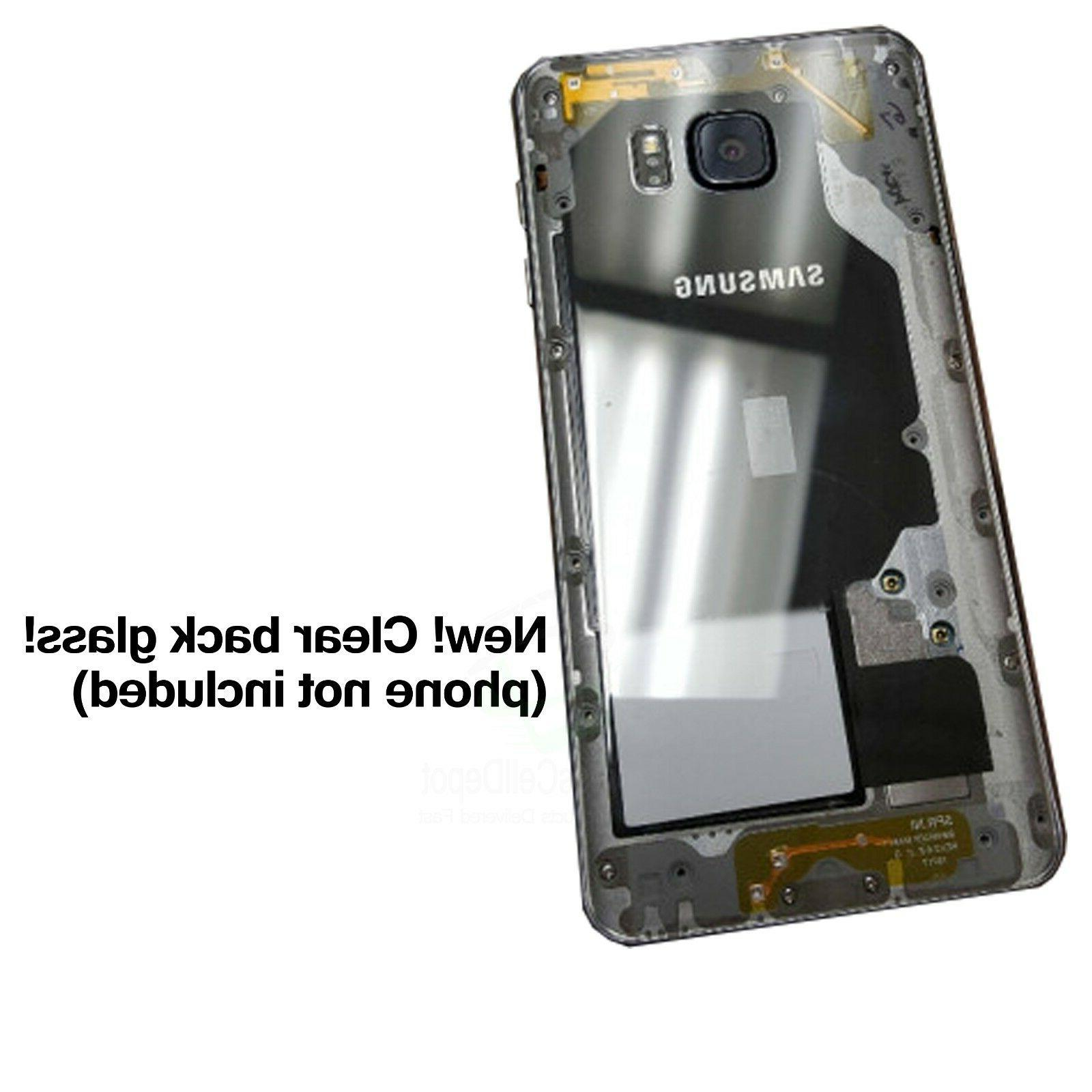 Samsung Galaxy Note Replacement Battery Tape