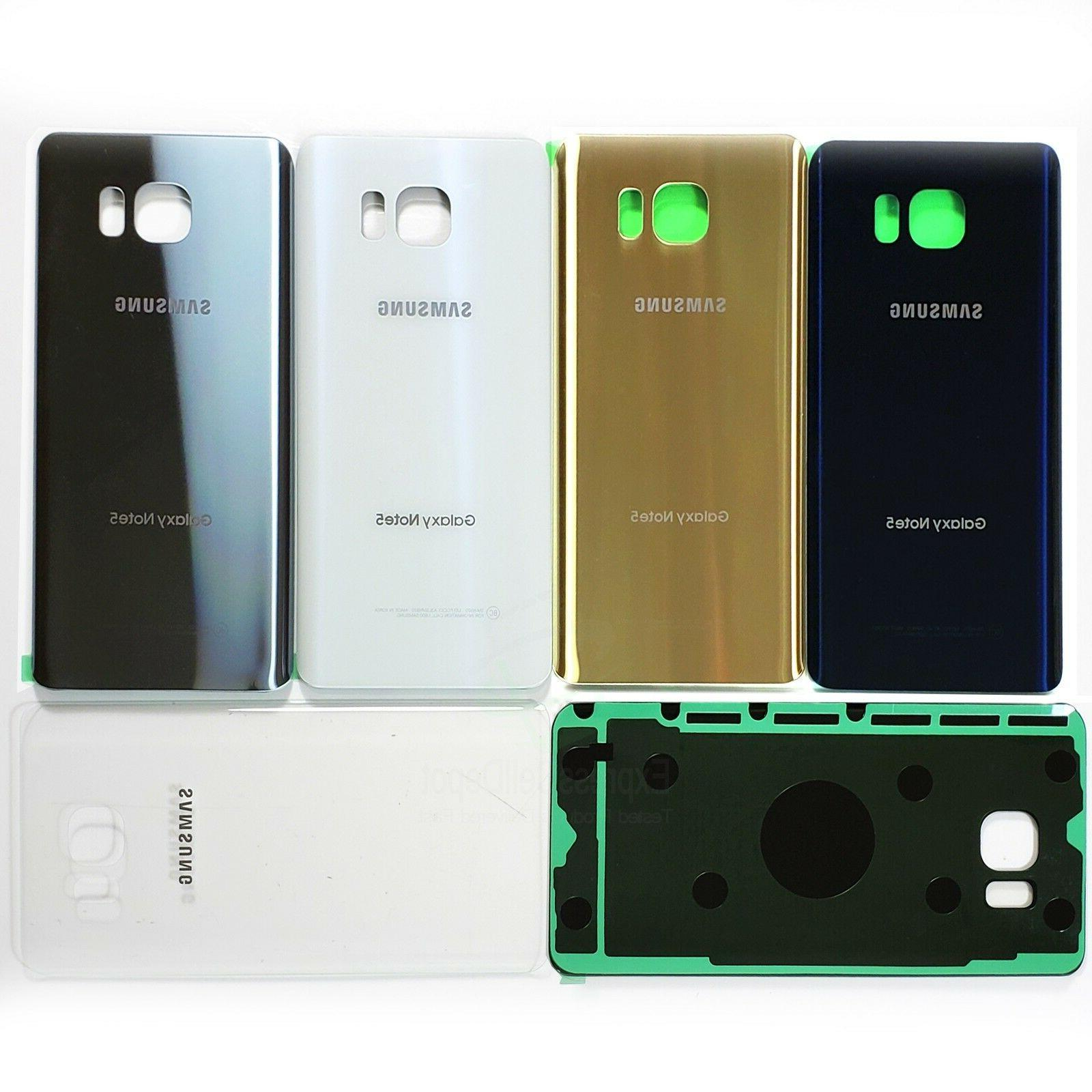 samsung galaxy note 5 replacement back glass