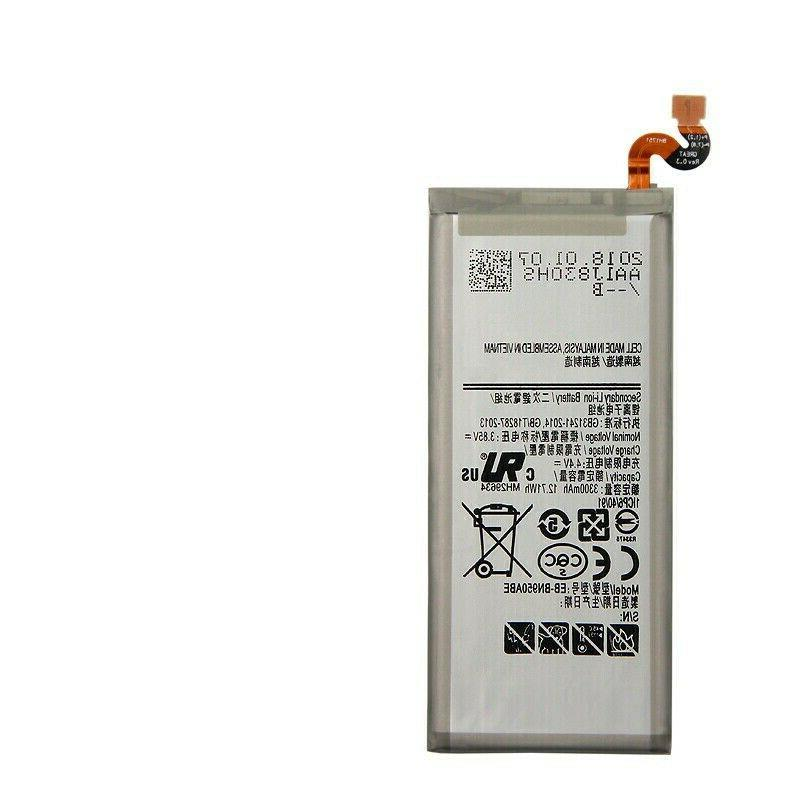 For Galaxy 8 Replacement 3300mAh N950