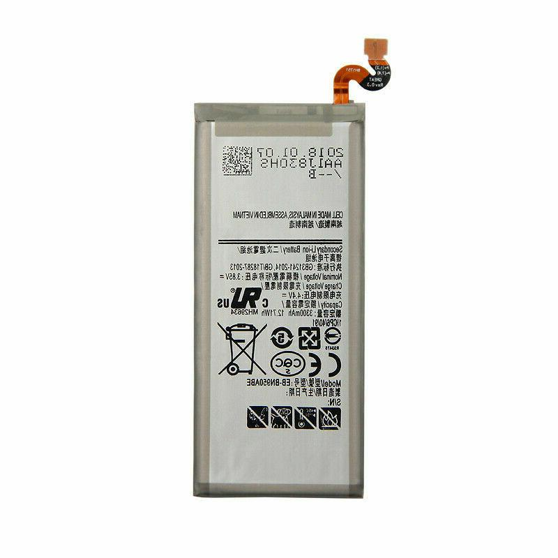 For Samsung Galaxy Note 8 Replacement Battery N950