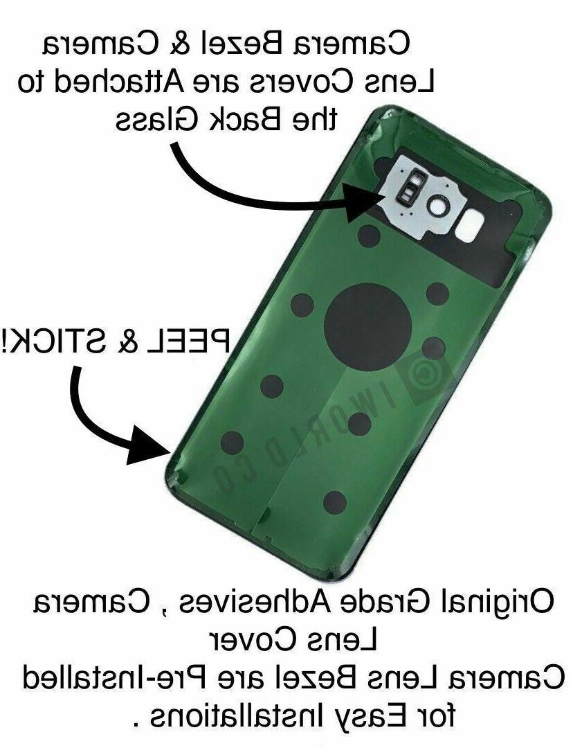 Samsung Back Replacement Cover