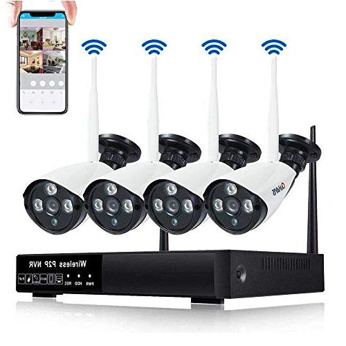 security system wireless