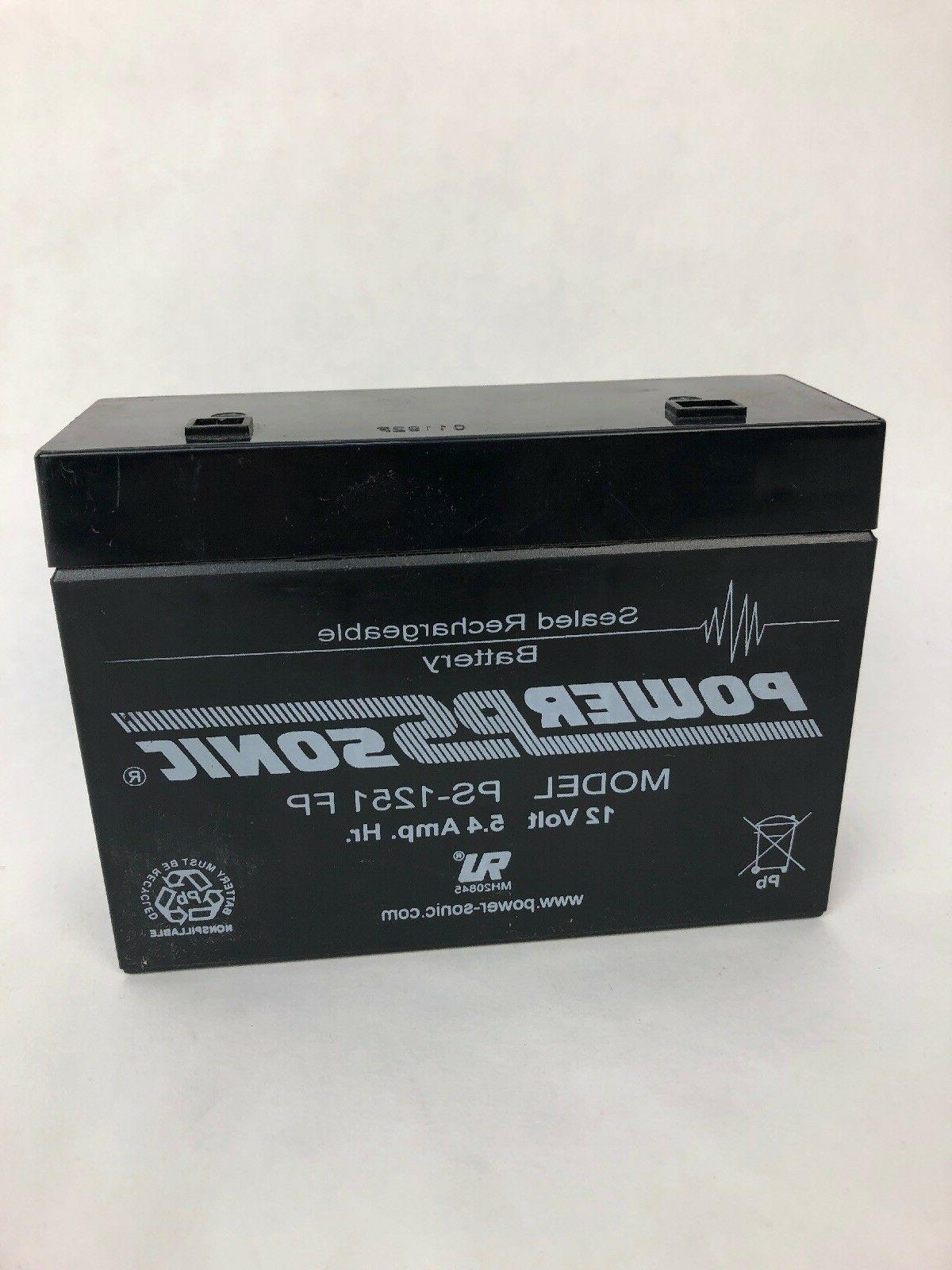sps brand 1223w replacement battery for power