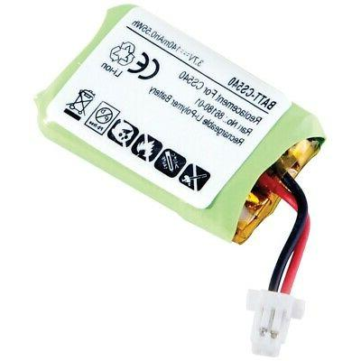 ultralast batt cs540 batt cs540 replacement battery