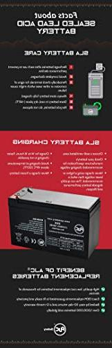 APC BackUPS NS NS 600 12V 9Ah UPS Battery This is an Replacement